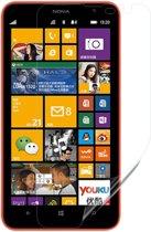 Display Folie op maat gemaakt voor de Nokia Lumia 1320