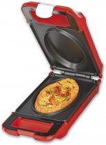 Gourmet Maxx Multigrill Multi-Snacker express cooker 700W rood
