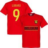 België Lukaku Team T-Shirt - XXXL
