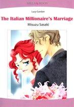 The Italian Millionaire's Marriage (Mills & Boon Comics)