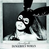 CD cover van Dangerous Woman van Ariana Grande
