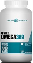 Tested Nutrition Tested Omega-3-6-9