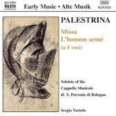 Palestrina:Missa L'Homme Arme