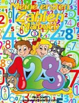 Meine Ersten Zahlen Malbuch 1