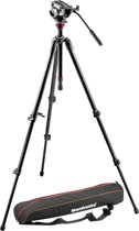 Manfrotto Statief Set MVH500AH, 755XBK