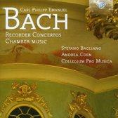C.P.E. Bach: Recorder Concertos - C
