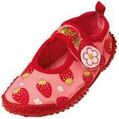 Playshoes Waterschoenen Aardbeien Meisjes Roze/rood Maat 28/29