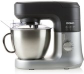 Domo - DO9182KR Keukenmachine 1000W - 4,5L + Accessoires