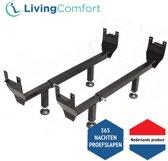 LivingComfort - Potenset voor bedbodem