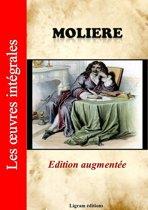 Molière - Les oeuvres complètes (édition augmentée)