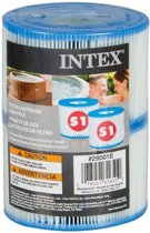 Intex Spa Filtercartridge Type S1 - 29001 -  2 stuks