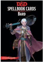 Dungeons and Dragons Spellbook Cards - Bard (128 Cards)