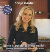 Boek cover Bereik en behoud je ideale gewicht! van Sonja Bakker (Paperback)