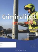 Criminaliteit Matschappijleer 2 VMBO baisberoepsniveau Examenkatern