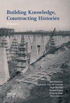 Boekomslag van 'Building Knowledge, Constructing Histories, Volume 1'