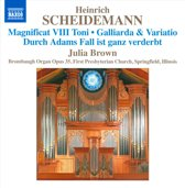 Scheidemann: Organ Works Vol.6