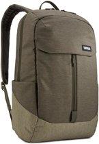 Thule Lithos Backpack -Laptop Rugzak - 20L / Donkergroen