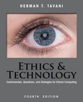 Ethics and Technology