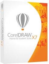 CorelDRAW Home & Student Suite X7 - Nederlands / Frans / 3 gebruikers