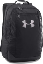 Under Armour Hustle Backpack LDWR Backpack Heren - Zwart - Maat One Size