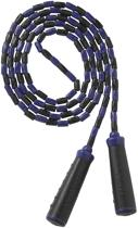 Harbinger - Trigger Handle Leren Speed Rope - Springtouw - 275cm - Bruin