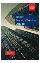 Tolley's Property Taxation 2017-18