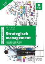 Handboek Strategisch management voor de gezondheids- en welzijnssector