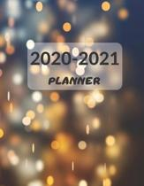 2020-2021 Planner: Daily Weekly Monthly Calendar Planner/ To Do List Academic Schedule Agenda Logbook Or Student & ... (2020-2021 Planner