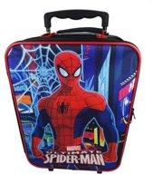 SPIDERMAN Spider-Man Trolley Koffer Jongens GAAF !