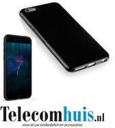 Apple iPhone 7 Plus smartphone hoesje siliconen tpu case zwart