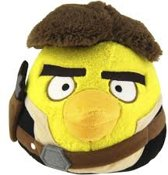 Angry Birds knuffel Star Wars Han Solo