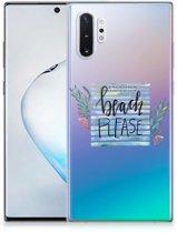 Samsung Galaxy Note 10 Plus Backcover Hoesje Boho Beach