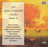 101 Great Orchestral Classics Vol 10