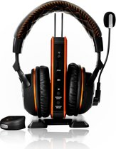 Turtle Beach Ear Force Tango Call Of Duty Wireless 5.1 Virtueel Surround Gaming Headset - Zwart (PS3 + Xbox 360)