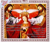 Alessandro Scarlatti: Oratorio per La Santissimi Trintà
