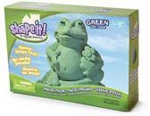 Shape it modelleer zand, groen