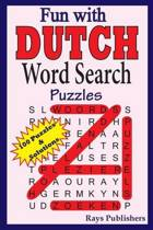 Fun with dutch - word search puzzles