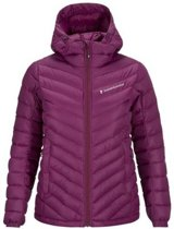 Peak Performance - Frost Down Hooded Jacket - Dames - maat XS
