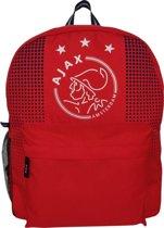 Ajax Kinderrugzak 17 cm - Rood