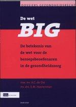 De Wet BIG