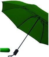 Bellatio Opvouwbare Paraplu - Ø 85 cm - Groen