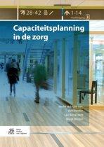 Omslag van 'Capaciteitsplanning in de zorg'