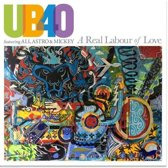 Ub40 Feat. Ali, Astro & Mickey - A Real Labour Of Love Coloured Ed.