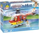 Cobi Action Town 1762 -Reddingshelicopter