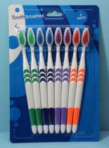 Tandenborstel 8 stuks