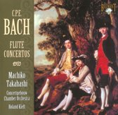 C.P.E. Bach: Flute Concertos