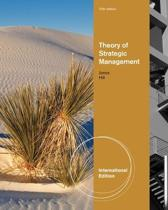 Theory of Strategic Management, International Edition