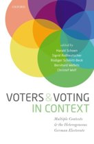 Voters and Voting in Context