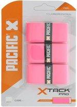 Pacific X Tack Pro overgrip 3 stuks roze