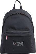 Tommy Hilfiger Rugzak - Unisex - Zwart/wi/rood